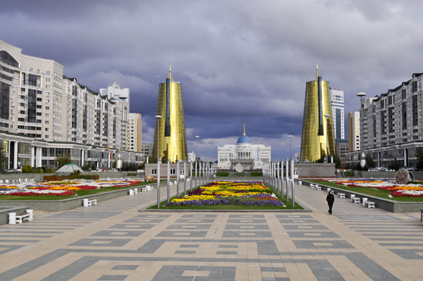 اطلاعات گردشگری Ak Orda Presidential Palace