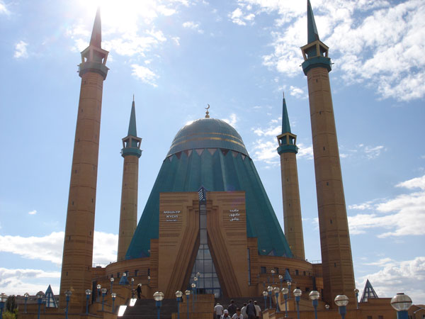 اطلاعات گردشگری Mashkhur Jusup central mosque