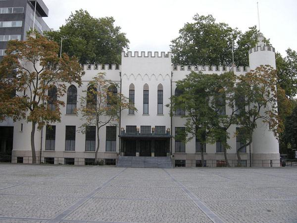Town Hall of Tilburg