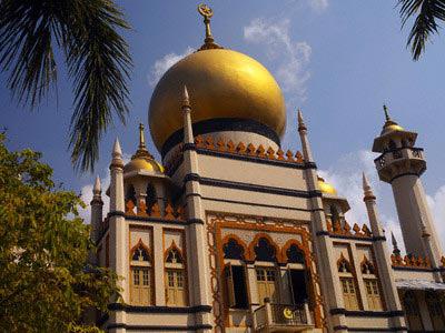 اطلاعات گردشگری Sultan Mosque