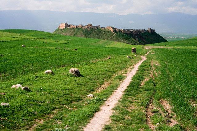 Qalaat al-Mudiq castle