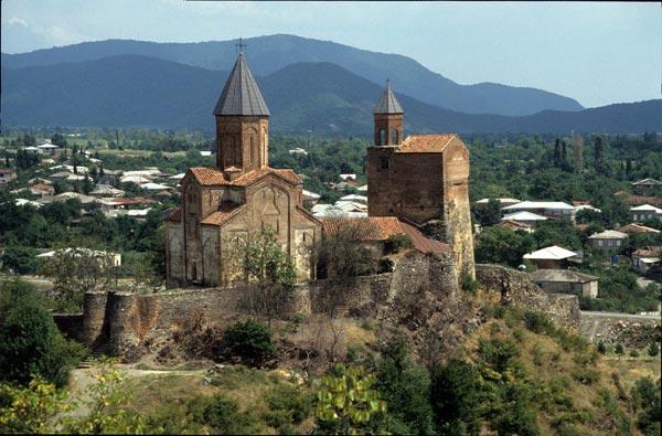 اطلاعات گردشگری Gremi Kakheti Georgia