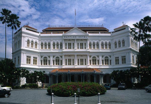 اطلاعات گردشگری Raffles Hotel