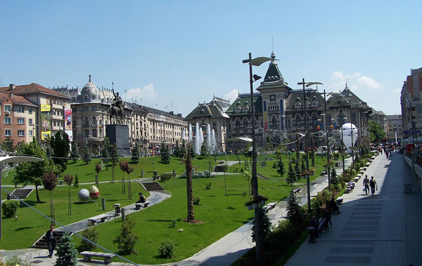 Craiova Downtown