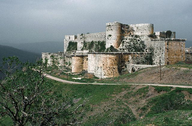 The Crac Des Chevaliers