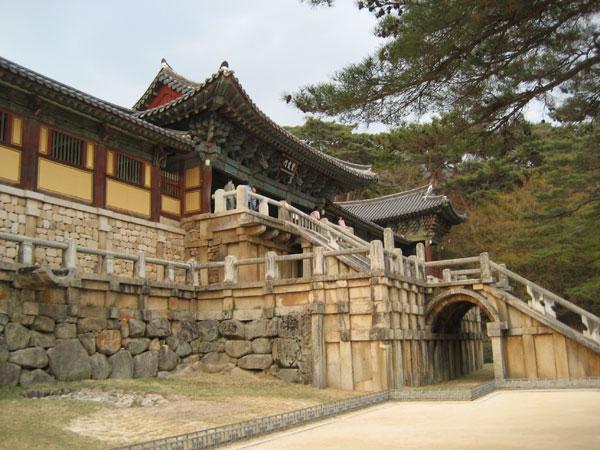 Korea Gyeongju Bulguksa