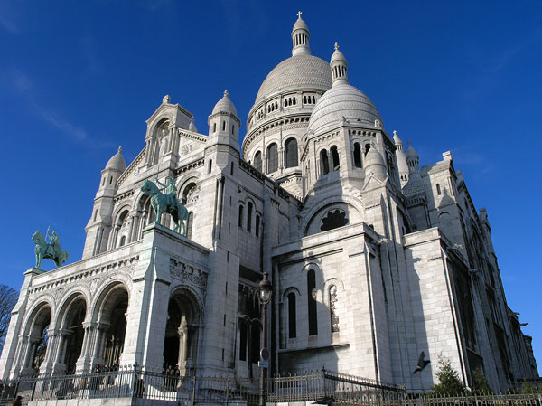 اطلاعات گردشگری Le Sacré Coeur