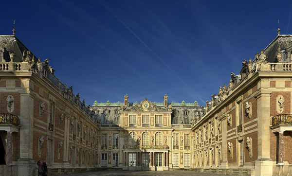 اطلاعات گردشگری Versailles Palace