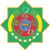 نماد مجلس نمایندگان کشور ترکمنستان
