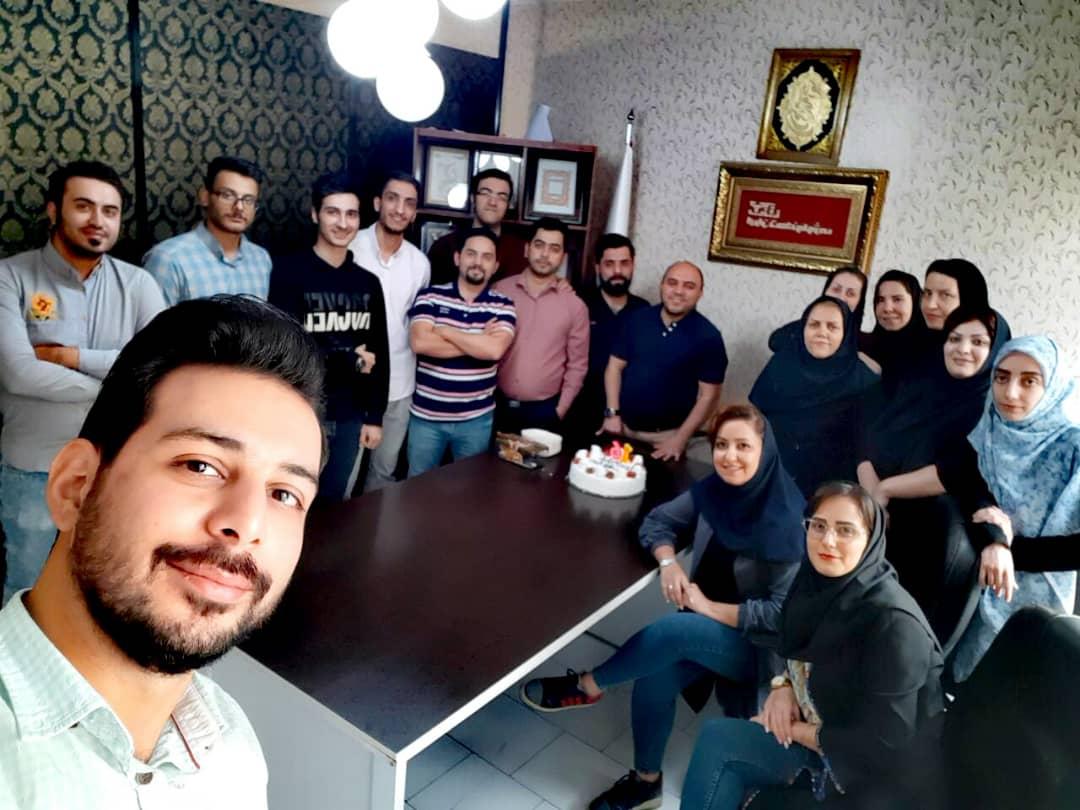 جشن تولد 16 سالگی ایران تکنولوژی