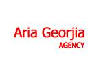 طراحی سایت آژانس مسافرتی و گردشگری آریا جورجیا