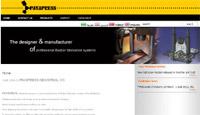 طراحی سایت پايا پرس